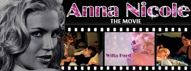 "Willa Ford Is...""Anna Nicole"""