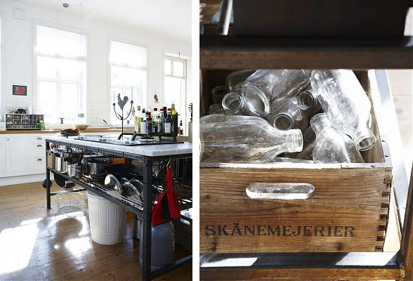 A French Kitchen For The Mes