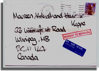 Errant Envelope