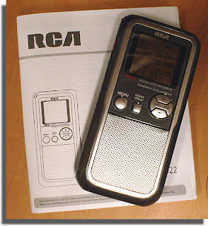 RCA Digital Recorder