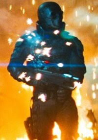 Cobra Soldier - Gi Joe 2 Movie