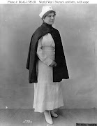 World War I Nursing Uniform