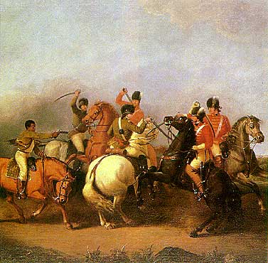 the battle of cowpens essay The patriot essay asmaa kabbaj on the front to draw the british in the final battle were based on similar tactics used by daniel morgan at the battle of cowpens.