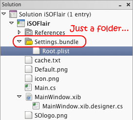 ConceptDev (Craig Dunn's blog): MonoTouch Settings bundle