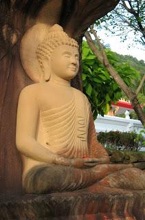 Buddha statue in Kata Temple