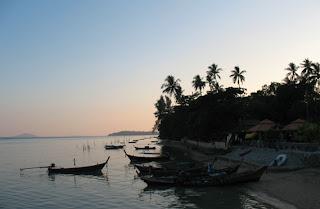 Chalong Bay, December 2007