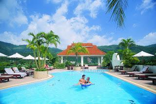 Old Phuket Pool
