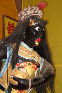Scary shrine