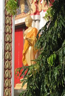 Buddha Image at Wat Ladthiwanaram