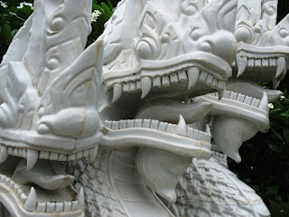 Naga at Wat Tang Sai