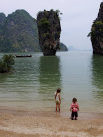 View from James Bond Island, Phang Nga Bay