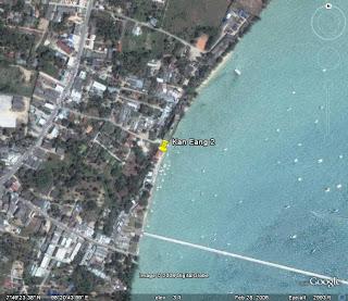 Kan Eang Seafood on Google Earth