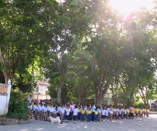 Wat Sawang Arom School