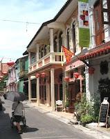 Old Phuket Town Street