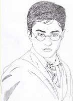 Blanco Y Negro Harry Potter