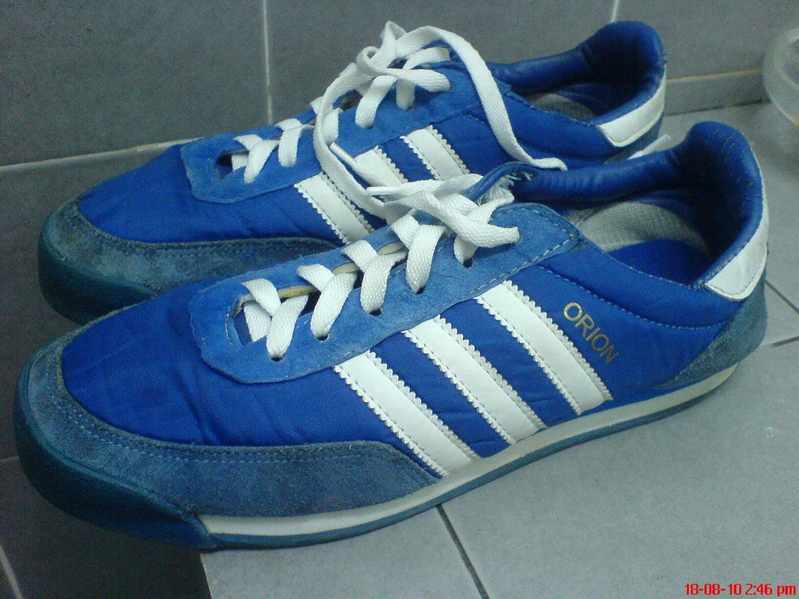 PLANET VINTAGE: Vintage adidas orion shoes (SOLD)