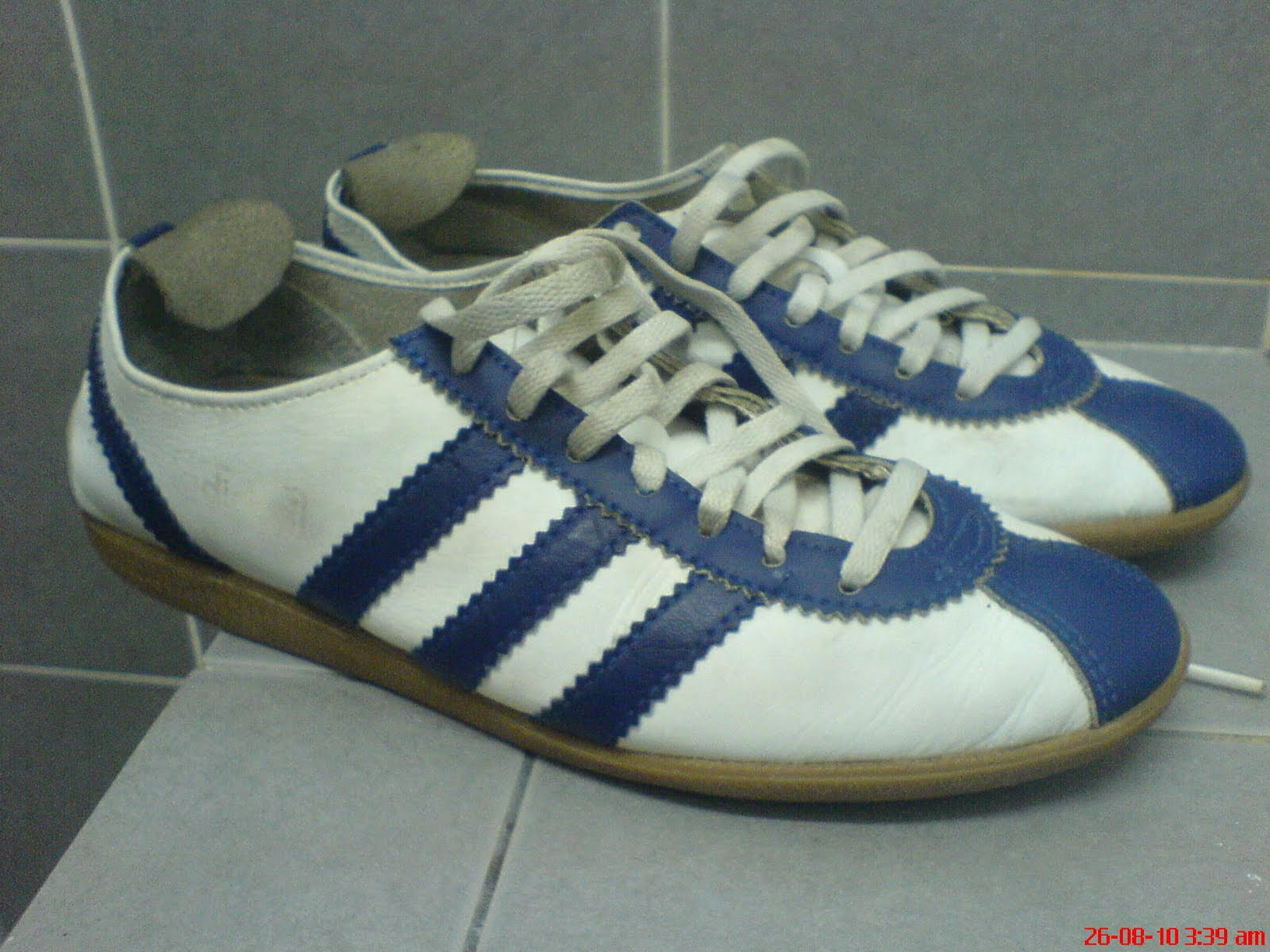 Planet Vintage Vintage Adidas Saigon Shoes Sold
