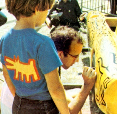 keith haring performance
