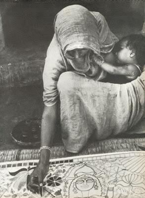 women painters of mithila