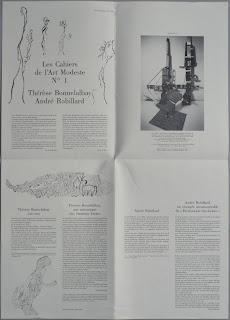 robillard bonnelalbay cahiers de l'art modeste