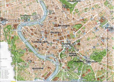 Roma Haritasi
