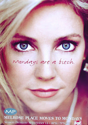 Image result for melrose place - mondays are a bitch