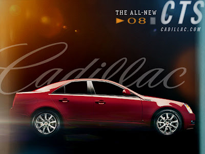 Televisionista: Kate Walsh's New Cadillac Ad