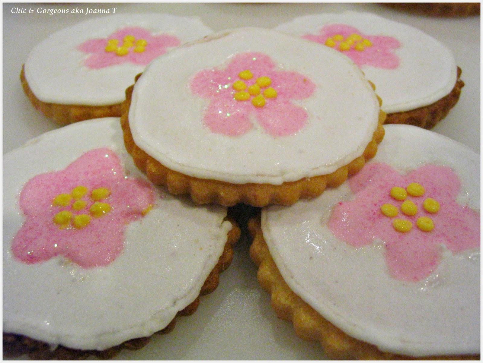Cherry Cake Recipe Joy Of Baking: Chic & Gorgeous Treats: Baking Recipe: Cherry Blossom Cake