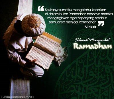 Ramadan - Marilah beramal