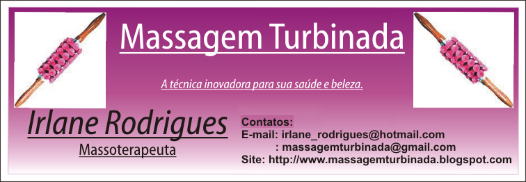 Massagem Turbinada