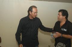 Con Joan Manoel Serrat
