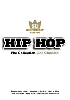 Various Artists - Hip Hop The Collection The Classics 3 CD's (2008)