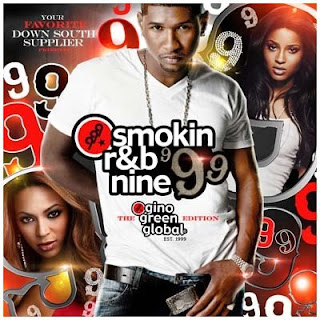 Various Artists - DJ Smallz - Smokin RnB Vol. 9 (2008)