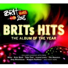 Various Artists - Brits Hits The album of the Year 2008