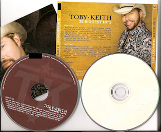 new releases toby keith 35 biggest hits 2cd 2008