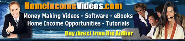Best Money Making Videos and Products are Here  - www.HomeIncomeVideos.com