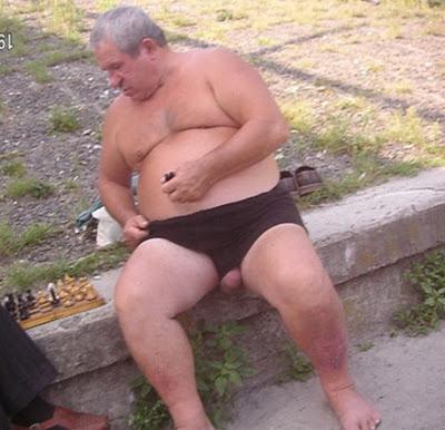 fit daddy bear