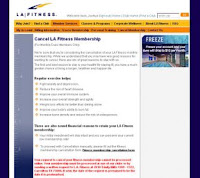 The Joshua Tree: The Scam that is LA Fitness
