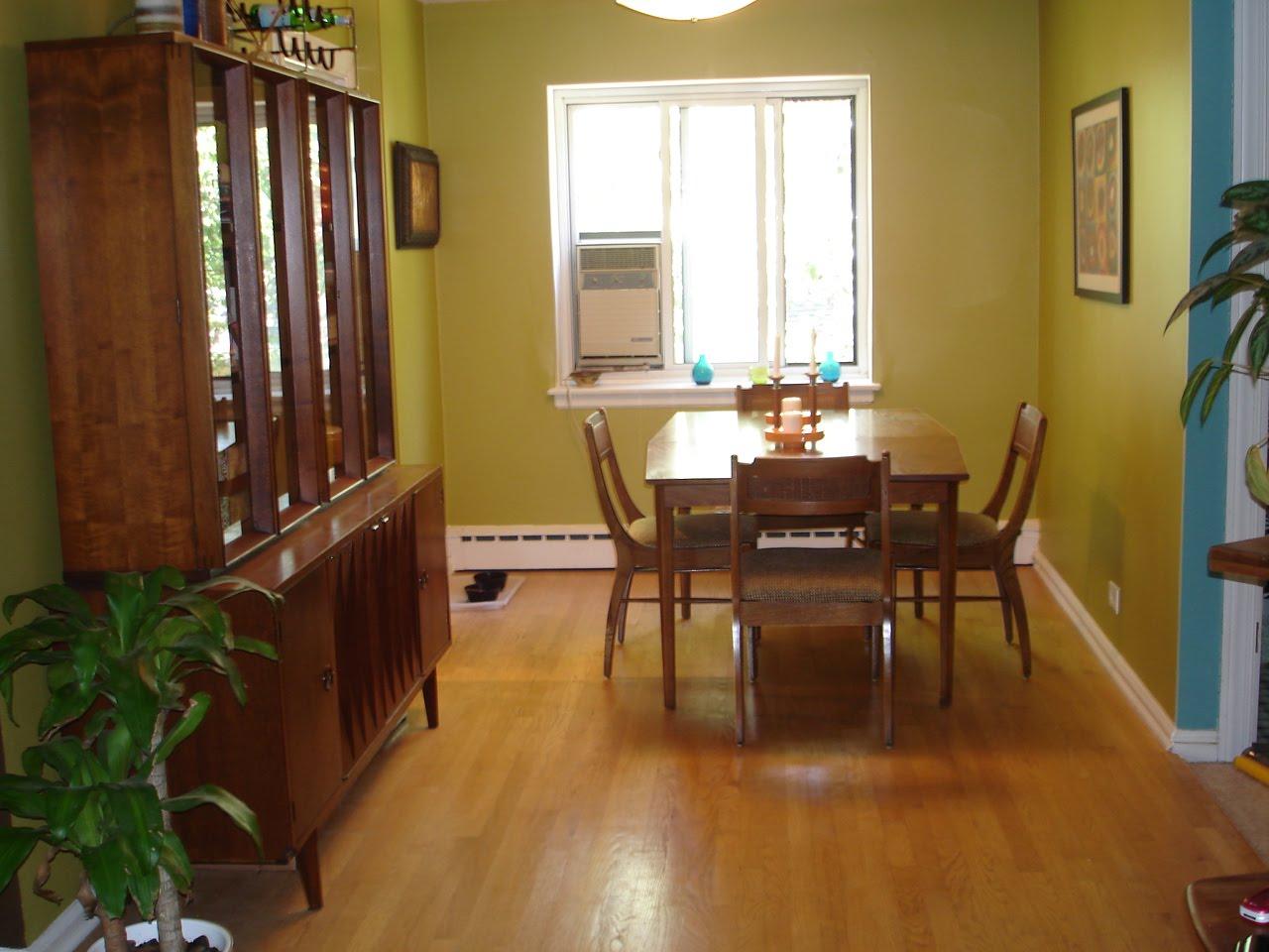 Black Kats Design My dining room rug or no rug