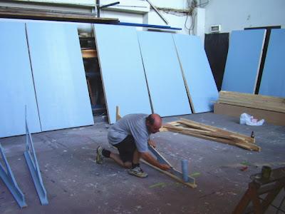 Blue Paint Bunnings