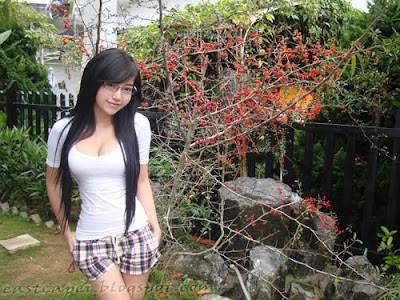 Elly Tran Ha – famous Vietnamese model