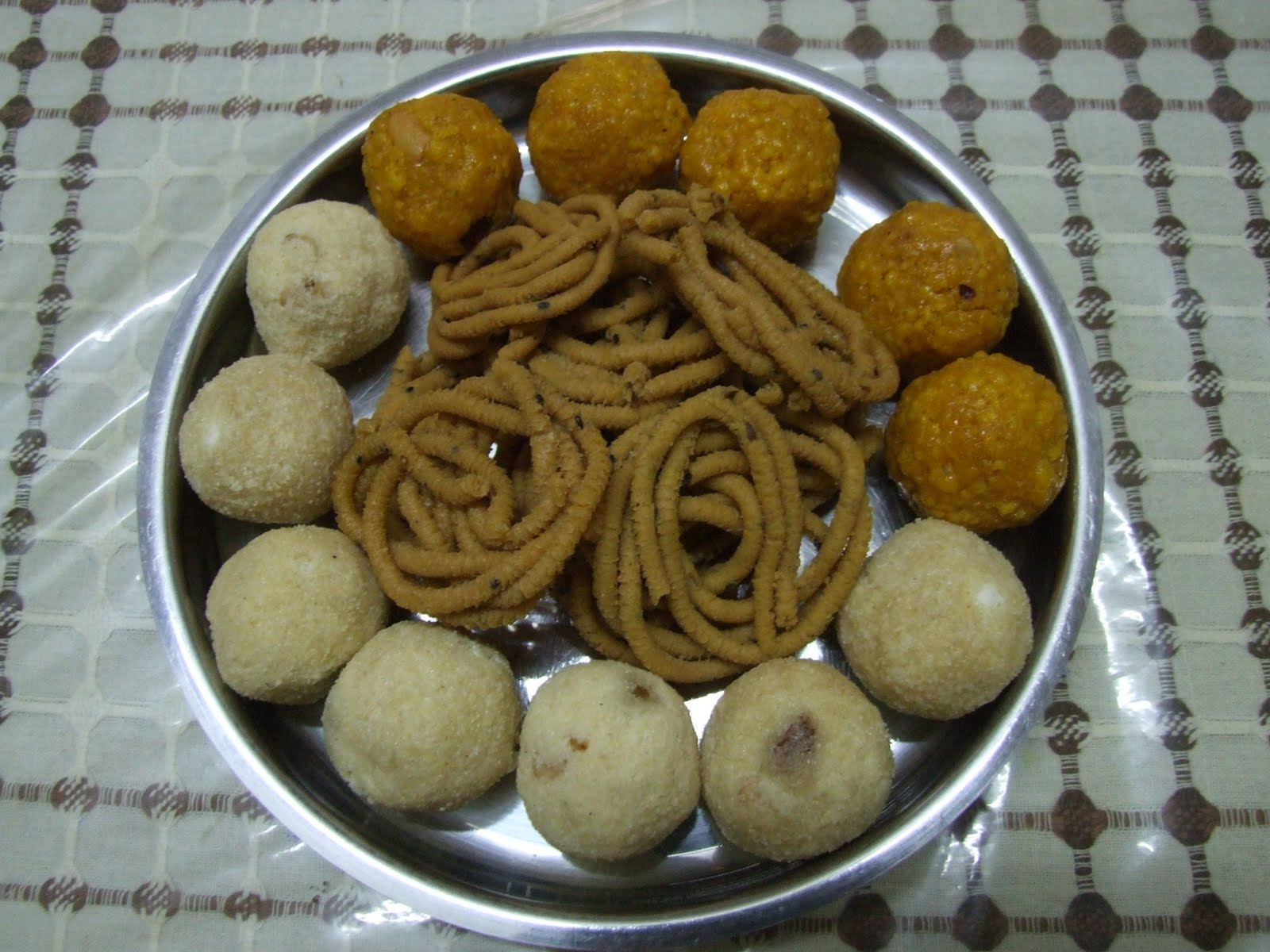 Traditional Tamil Sweets