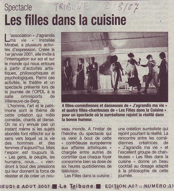 Villeneuve de Berg, 08/07