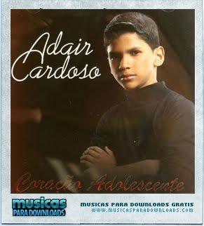 1 Adair Cardoso – Coração Adolescente