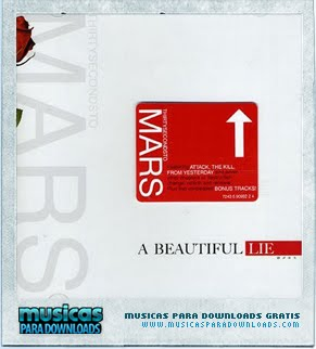 1 30 Seconds To Mars – A Beautiful Lie