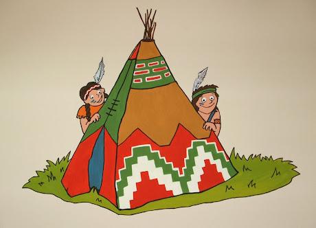 """indianul """"Talpa Iute"""""""