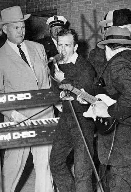 The Lee Harvey Oswald Band