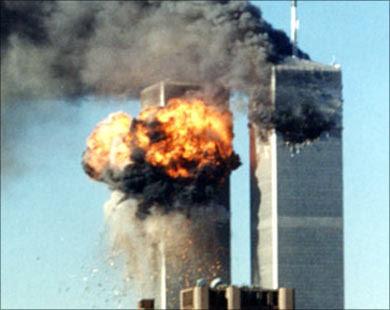 8d4584f1bc8df الاعجاز العلمي في القرءان حول أحداث 11 سبتمبر 2001 وتدمير برجي التجارة  العالمية في أمريكا