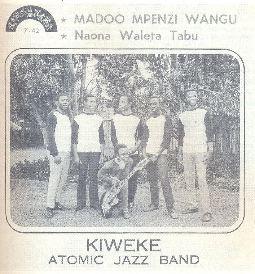 Atomic Jazz Band - Wanamuziki Tanzania