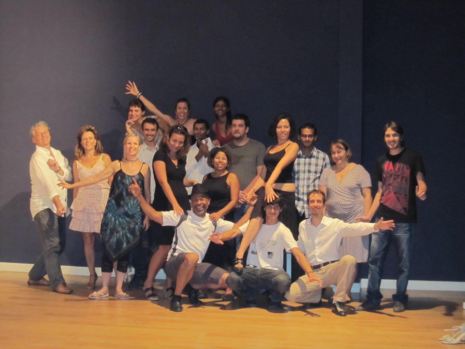 rencontre internationale de tango argentin